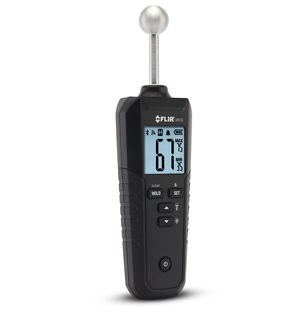 Moisture Meter FLIR MR59 Ball Probe with Bluetooth