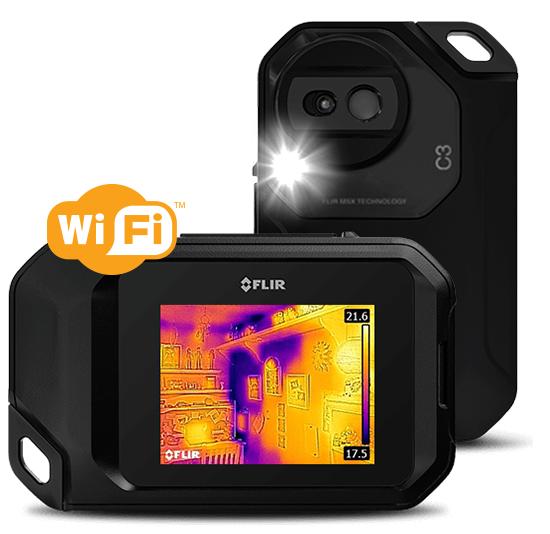 Flir C3 : Compact Thermal Camera