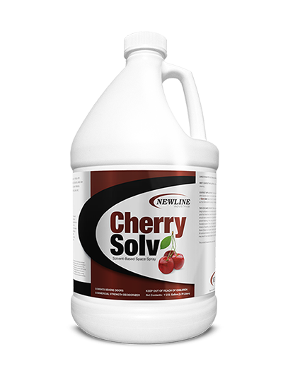 Cherry Solv Solvent-Based Deodorizer, Gl