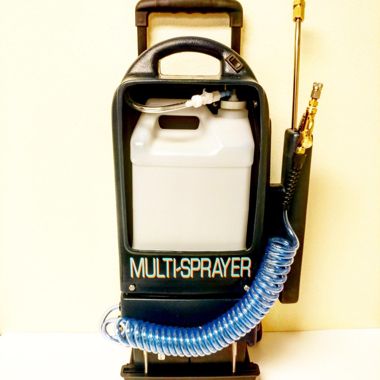 MultiSprayer SC2