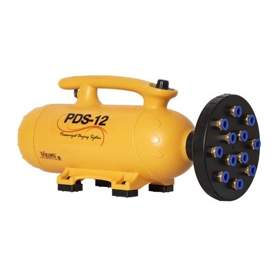 Xpower Viking PDS-12 Pressurized Wall Cavity Dryer