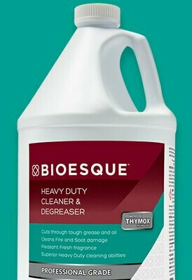 BIOESQUE HEAVY DUTY CLEANER & DEGREASER 1 GALLON