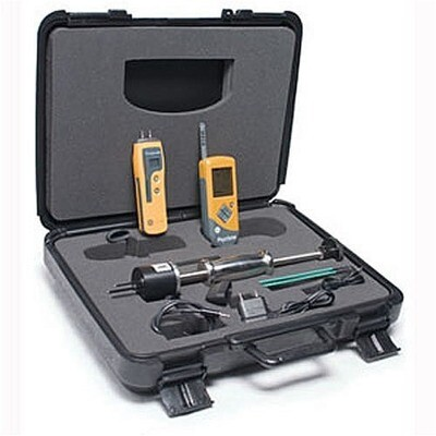 PROTIMETER TECHNICIAN'S KIT  PSYCLONE  SURVEYMASTER  HAMMER PROBE