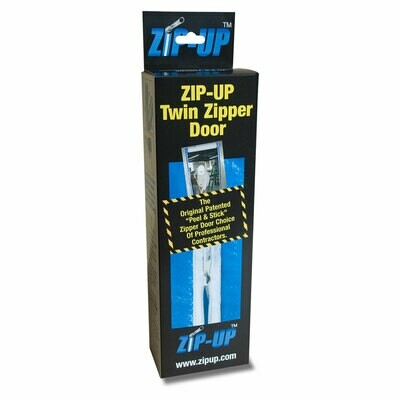 Containment Zipper (2-Pack) by ZipUp