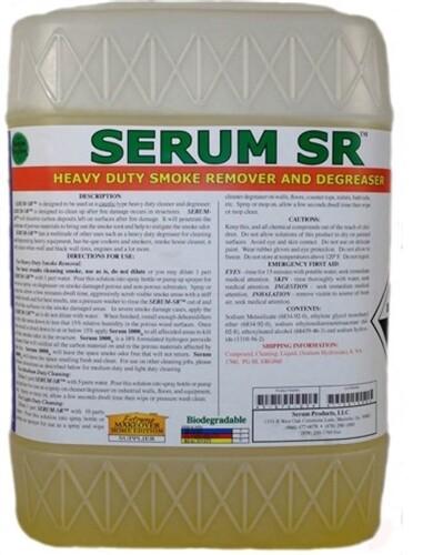 Serum SR 5 gal.