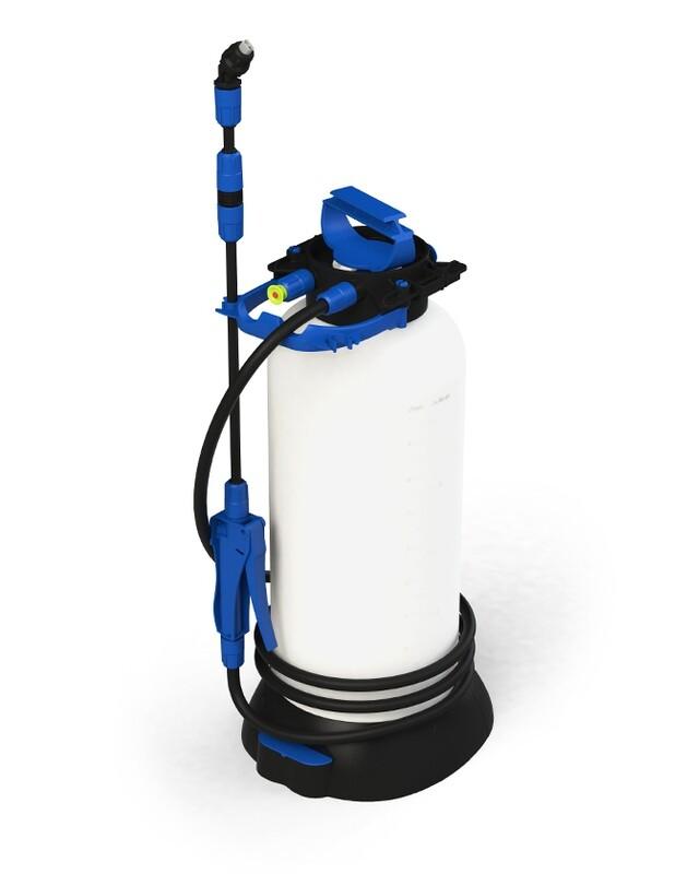 Pump-Up Mist Unit 2.6 gallon by Foam It