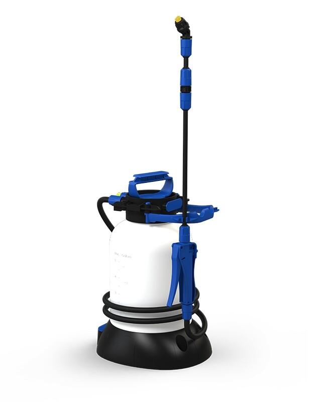 Pump-Up  Mist Unit 1.3 GL (5LTR) by Foam It