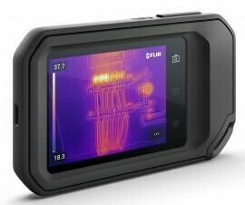 FLIR C5 Compact Thermal Camera, 160 x 120