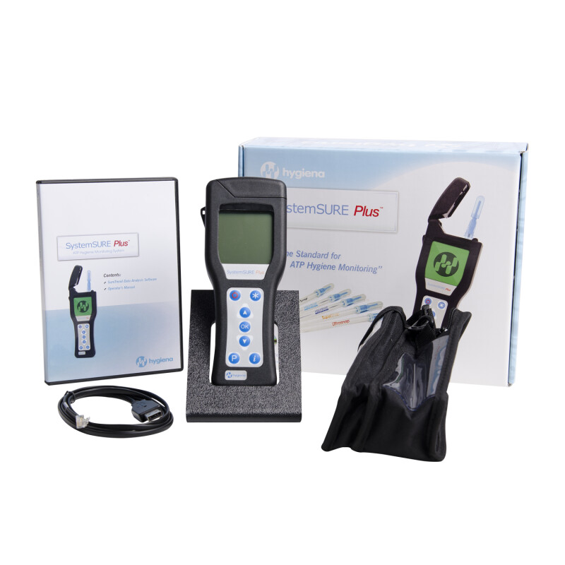 Hygiena, ATP Sanitation Monitoring System, SystemSURE Plus