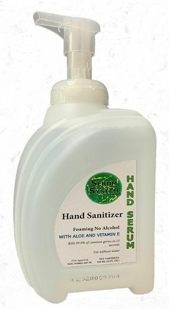HAND SANITIZER by SERUM 950ML