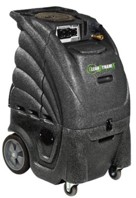 Clean DynamiX 12-Gallon Extractor, 500 psi Adjustable Pump, Dual 3-Stage Vac Motors w/ 2000 watt In- Line Heater (Dual Cord)