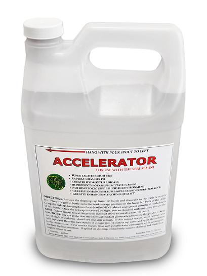 Serum 1000 Accelerator ( 1 Gallon)