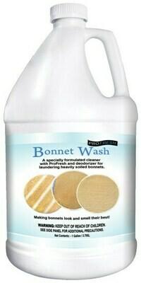 BONNET WASH
