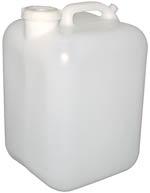 5 Gallon Chemical Jug
