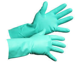 Chemical Resistant Glove, XL