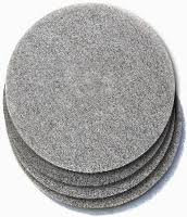 Diamond Stone and Concrete Polish Pad, 4 Grit Set, 8