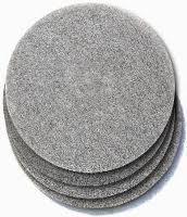 Diamond Stone & Concrete Polish Pad, 4 Grit Set, 17
