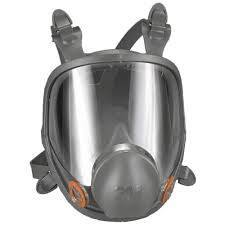 Full Face Respirator 3M 6000 Series, Medium