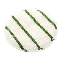 Green Striped Carpet 20