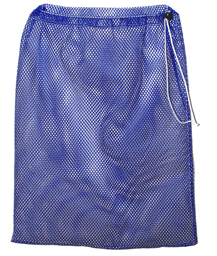 Hose Bag, Nylon Blue