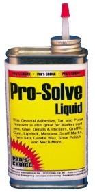 Pro-Solve Liquid, 7oz.