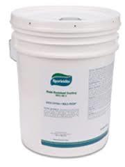 Sporicidin Mold-Resistant Coating, White, Pl