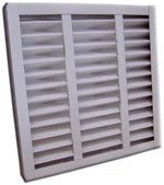 Pleated Filter, 16X16X2 (EVERYDAY LOW PRICE!)