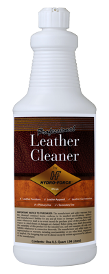 Leather Cleaner, Hydroforce