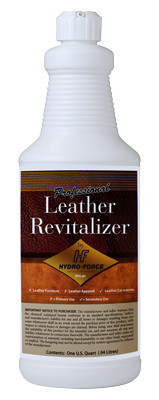Leather Revitalizer, Hydroforce