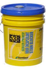 538 Smoke & Odor Encapsulant, Clear, Pl