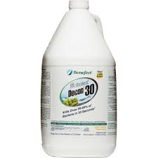 Decon 30 Disinfectant by Benefect, Gl