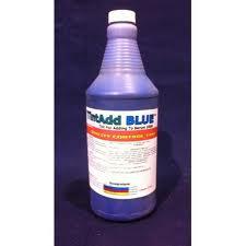 Serum 2000 Coating Tint Additive, Blue, Qt