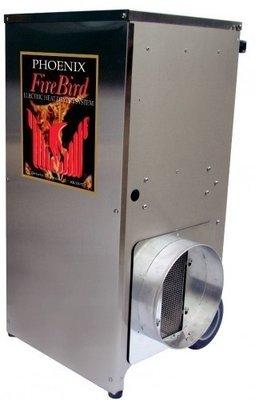 Phoenix FireBird Electric Heat Drying System