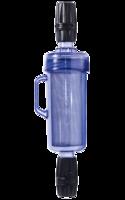 Hydro-Filter with Flash Cuffs - Inline Waste Filter