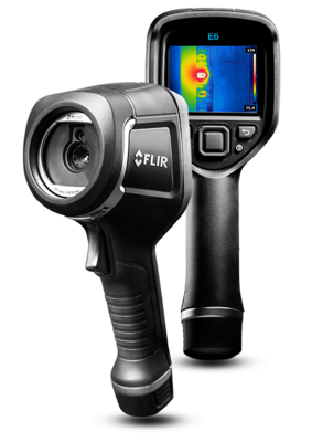 Flir E6 IR Camera with MSX (New!)