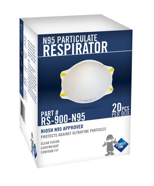White Respirator