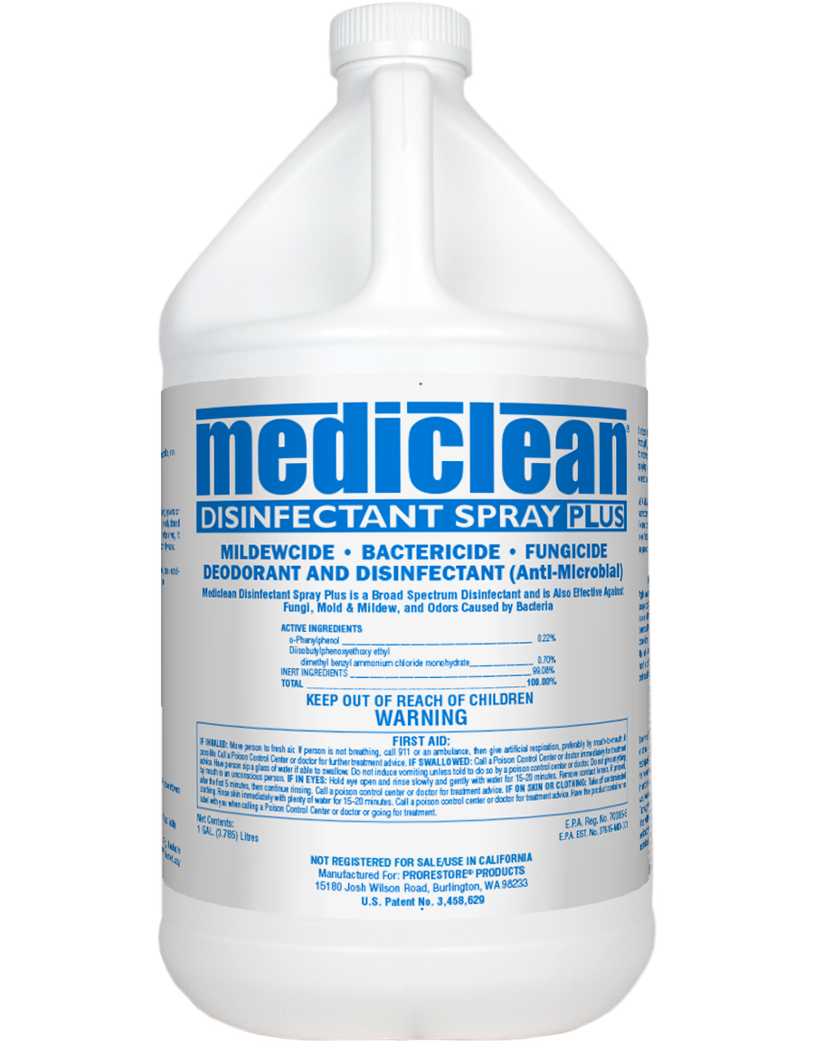 Mediclean Disinfectant Spray Plus, Gl