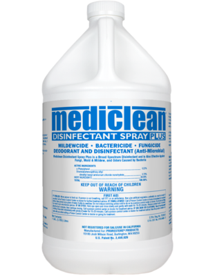Mediclean Disinfectant Spray Plus, Gl