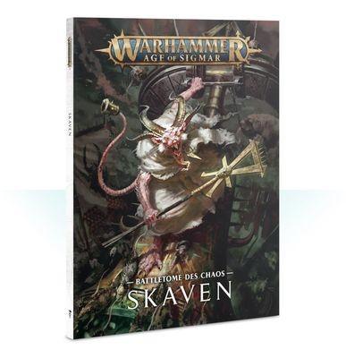 Battletome: Skaven (Deutsch) - Warhammer Age of Sigmar- Games Workshop