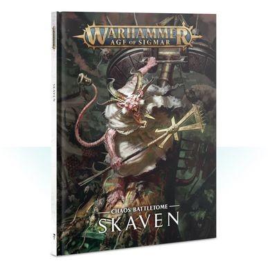 Battletome: Skaven (Englisch) - Warhammer Age of Sigmar- Games Workshop