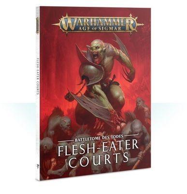 Battletome: Flesh-eater Courts (Deutsch) - Warhammer Age of Sigmar- Games Workshop