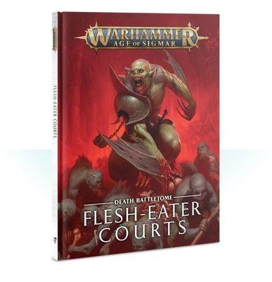 Battletome: Flesh-eater Courts (Englisch) - Warhammer Age of Sigmar- Games Workshop