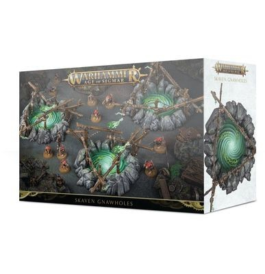 Gnawholes der Skaven - Warhammer Age of Sigmar - Games Workshop