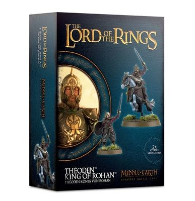 Théoden™, König von Rohan™ - Lord of the Rings - Games Workshop