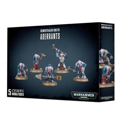 Aberrants - Genestealer Cults - Warhammer 40.000 - Games Workshop