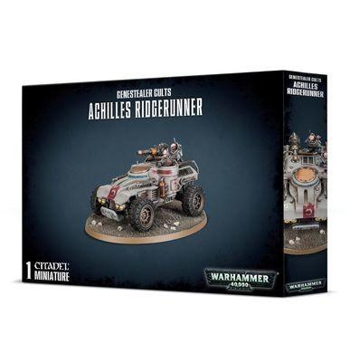 Achilles Ridgerunner - Genestealer Cults - Warhammer 40.000 - Games Workshop