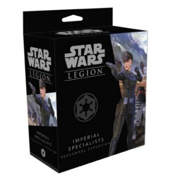 Star Wars Legion - Imperial Specialists Personnel Spezialisten des Imperiums - Deutsch- Fantasy Flight Games