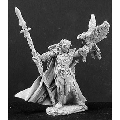 Wood Elf King - Reaper Miniatures