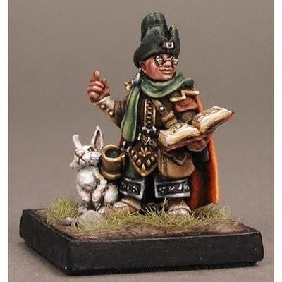Halfling Wizard - Reaper Miniatures