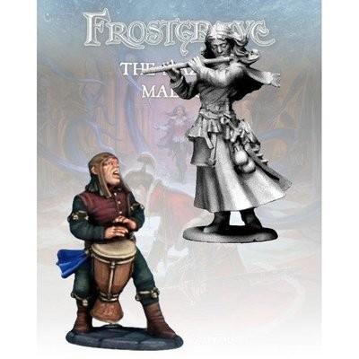 Sonancer & Apprentice - Frostgrave - Northstar Figures